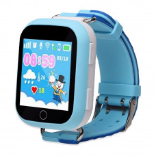 Часы Smart Baby Watch Q100 / GW200S голубой