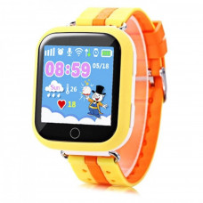 Часы Smart Baby Watch Q100 / GW200S желтый